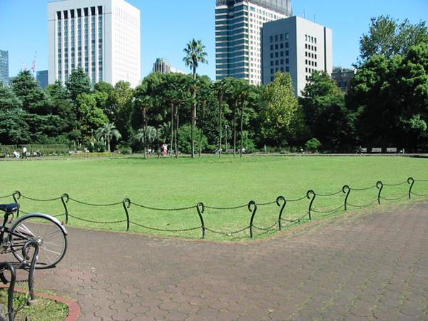 東京各地にある公園